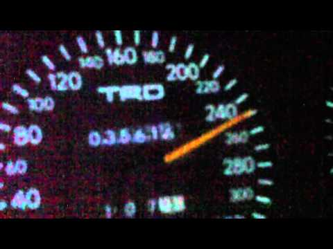 Chaser 260 Km in side