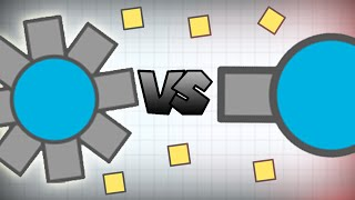 getlinkyoutube.com-NOOB vs. PRO - Diep.io