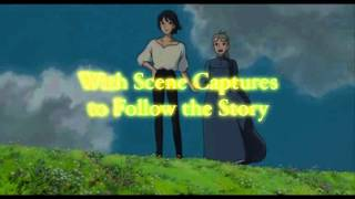 Learn Japanese with Howl's Moving Castle [Oto-Hon]