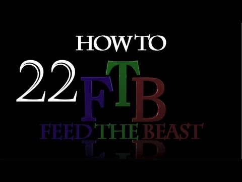 How to Feed the Beast in Minecraft - Biofuel Still - 22