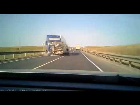 Момент ДТП з п'ятьма загиблими потрапив на відео