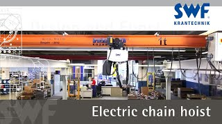 getlinkyoutube.com-Electric chain hoist CHAINster - Design and Function