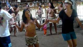 TARSERO SELVA AMAZONICA TRIBU __BORAS___