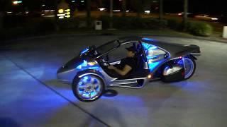 getlinkyoutube.com-T-Rex Motorcycle Trike