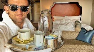 getlinkyoutube.com-LIVING IN FANCY HOTELS