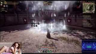 getlinkyoutube.com-Black Desert witch pvp
