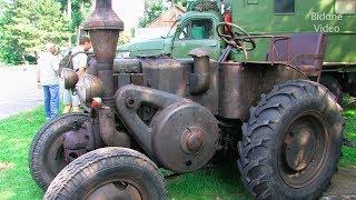 getlinkyoutube.com-Bulldog Dampf und Diesel 2013 - die Traktoren - historic tractor rally