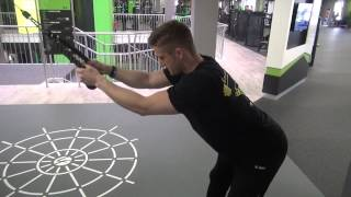 Breit werden #1 - Rücken richtig trainieren durch korrekte Überzüge - KARL-ESS.COM