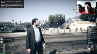 Grand Theft Auto V on ASUS A455LF (i3/930m) [Medium Set]