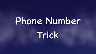 getlinkyoutube.com-I Can Guess Your Phone Number (10 digits) - Math Tricks Magic - I Can Guess Your Number Trick