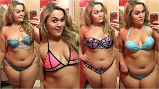 getlinkyoutube.com-Target Bikini Try-On | 2016
