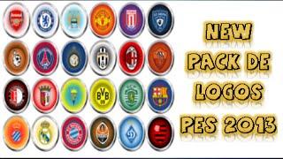 getlinkyoutube.com-New Pack De Logos 2015-2016- Pes 2013 Pc