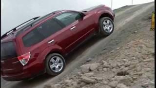 getlinkyoutube.com-Subaru AWD Uphill Comparison Test