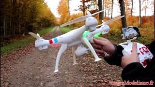 getlinkyoutube.com-Drone Syma X8W ( VosgesModelisme.fr )