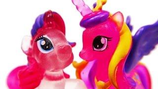 getlinkyoutube.com-(MLP) Ponylerin Festival Giysileri!