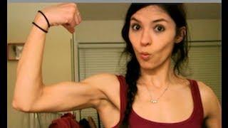 getlinkyoutube.com-MUSCLE WOMAN