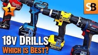 getlinkyoutube.com-18 Volt Combi Drills Review - Which is best in test?