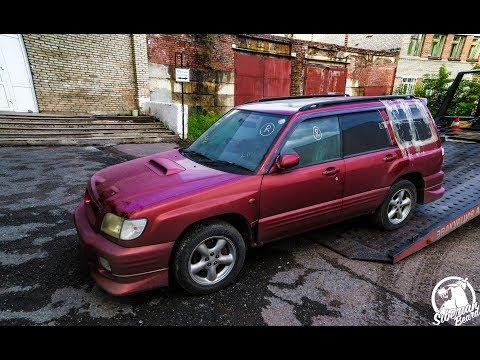 Гоняем на РАСПИЛЕ без пробега по России!!! Subaru Forester