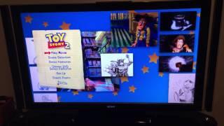 getlinkyoutube.com-PIXAR 3a. Toy Story 2 Blu-ray Menu