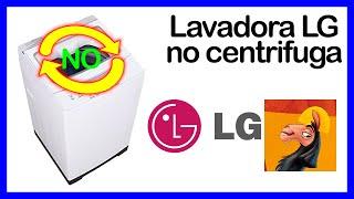 getlinkyoutube.com-Lavadora LG no centrifuga | segunda parte