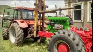 getlinkyoutube.com-Трактор Т 150К