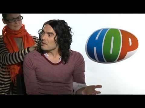 Russell Brand Interview for HOP