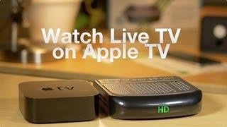 getlinkyoutube.com-Cord cutting with Apple TV w/ HDHomeRun + Kodi