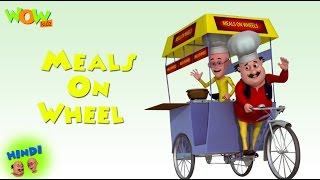 getlinkyoutube.com-Meals On Wheel - Motu Patlu in Hindi