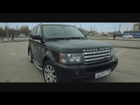 Range Rover Sport/Вся правда за 6 минут