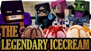 getlinkyoutube.com-Teen Titans: The Legendary Ice Cream! (Minecraft Roleplay)