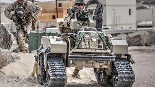 US-Marines präsentieren neuen Kampfroboter