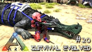 getlinkyoutube.com-ARK: Survival Evolved - TAMING A SL1PG8R !!! - SEASON 3 [S3 E20] (Gameplay)