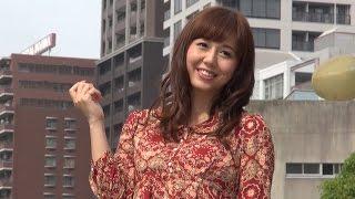 getlinkyoutube.com-ABC 女性アナウンサーカレンダー2015 ~#11 桂 紗綾 アナウンサー~