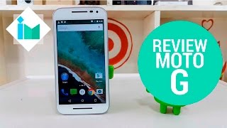 getlinkyoutube.com-Motorola Moto G 2015 3rd  Gen - Review en español