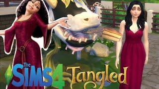getlinkyoutube.com-The Sims 4 Tangled #11 RIP เเม่เลี้ยง