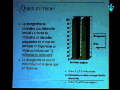 1 16 ¿Para qué sirve un orgasmo  Dr  Genaro Coria Avila  II Jornadas de Neurociencias 15 19 iPod   iPhone