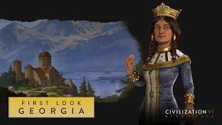 Sid Meier's Civilization VI - Rise and Fall: Grúzia