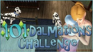 getlinkyoutube.com-Sims 3 || 101 Dalmatians Challenge: A Different Kind of Puppy - Episode #12