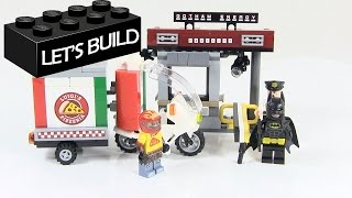 getlinkyoutube.com-Let's Build the LEGO Batman Movie Scarecrow Special Delivery Set 70910