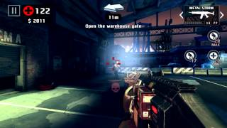 getlinkyoutube.com-Dead Trigger 2: AREA-51 GUN & Metal Storm Update MK9 Gameplay HD