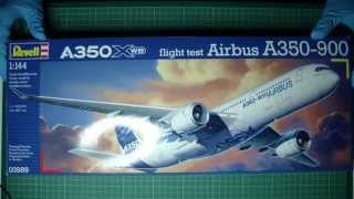 getlinkyoutube.com-TUTORIAL 1 A 350 900 REVELL 1/144