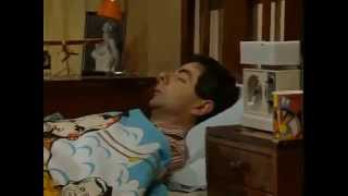 getlinkyoutube.com-Mr Bean( Present Continuous )   YouTube