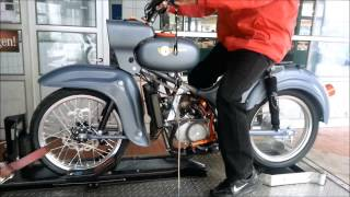 getlinkyoutube.com-ORP Simson Star 85ccm