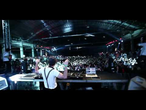 El Baile @ Neverland Festival - Chapecó - SC 21.07.2012