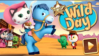 getlinkyoutube.com-Sheriff Callie's Wild West Game Episode Wild Day Disney Junior Kids Games