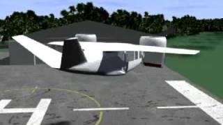 getlinkyoutube.com-NASA Five Person VTOL Business Jet