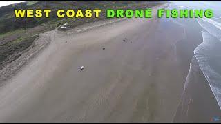 getlinkyoutube.com-DRONE FISHING ACTION - WEST COAST NZ