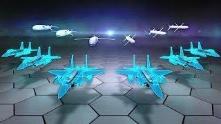 getlinkyoutube.com-Raytheon - Anti-Advanced SAM Missile Combo : MALD, JSOW & HARM Combat Simulation [720p]