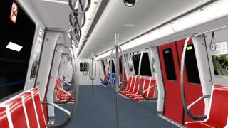getlinkyoutube.com-[OpenBVE]Metro de Caracas Linea 1 Pruebas de Sonido