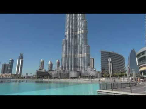 Burj Dubai / Burj Khalifa  Sony HX9V -  Zoom Test